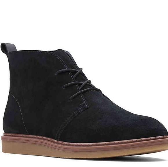 Clarks Dove Roxana Chukka Boots